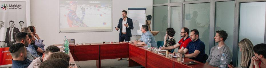 Sebeřízení, sebemotivace a efektivita práce realitního makléře